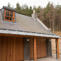 Loft Conversion, Forbes Lodge, Aberdeenshire